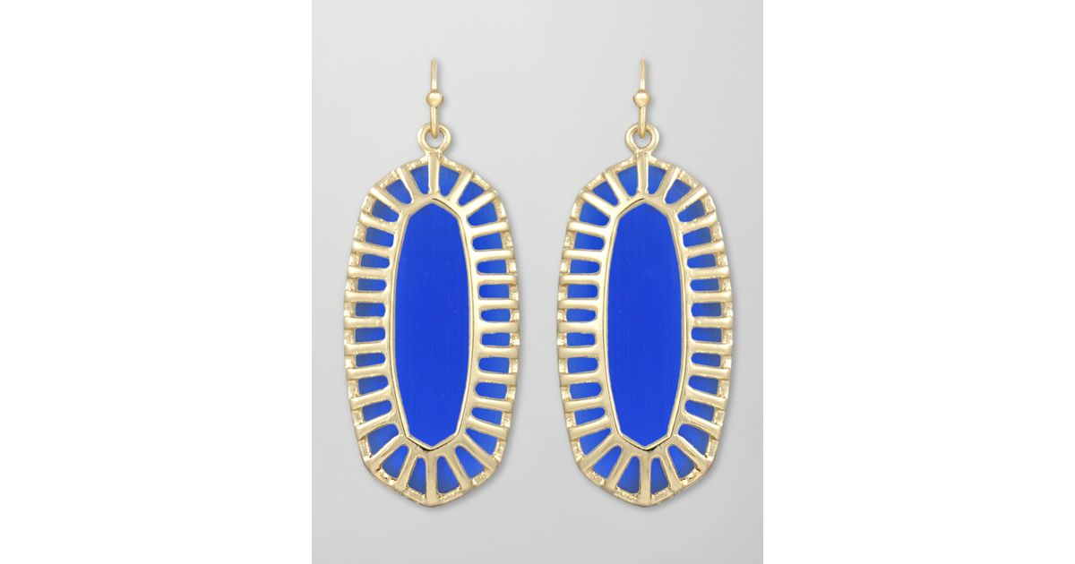 more ball zenzii earring prev wholesale cobalt drop views earrings