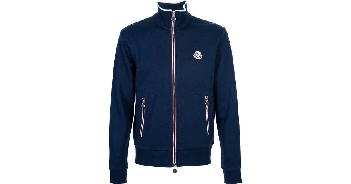 moncler track jacket