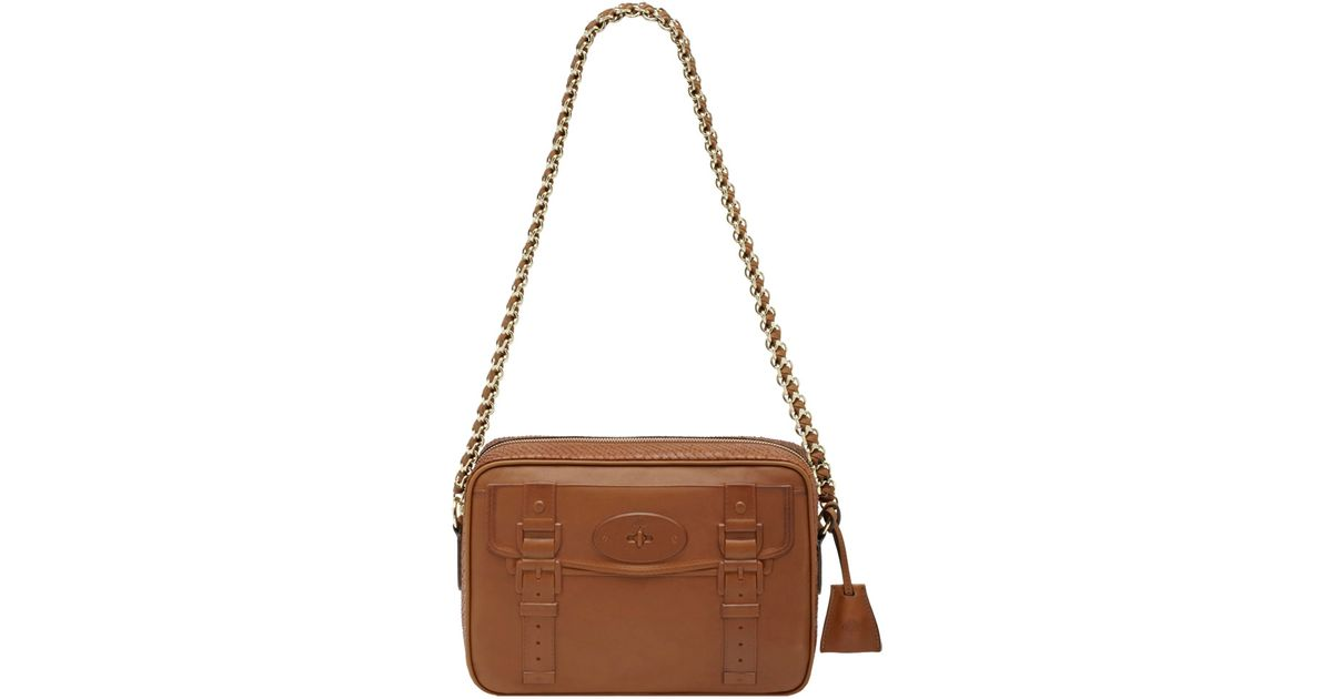 ... get lyst mulberry maisie shoulder in brown f7be6 c028a 028b3cb33bf3a