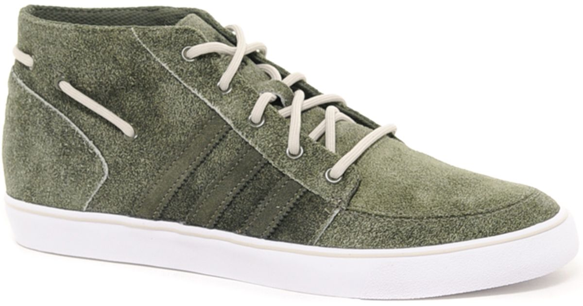 adidas deck shoes