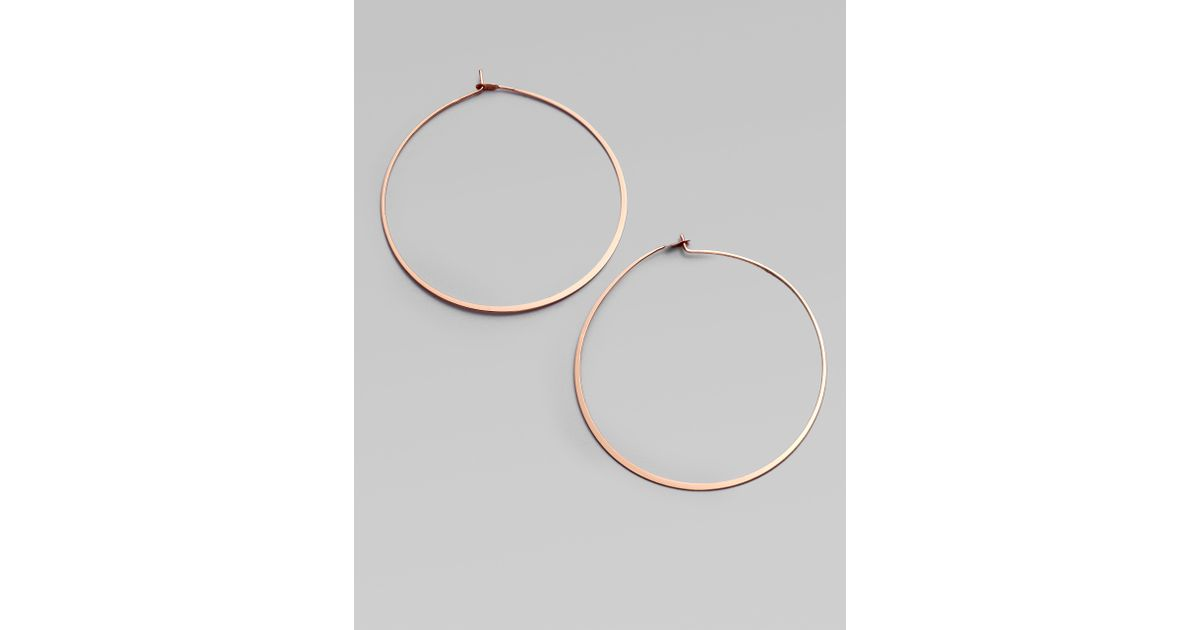 Michael Kors Hoop Earrings Uk Best All Earring Photos Kamiliol