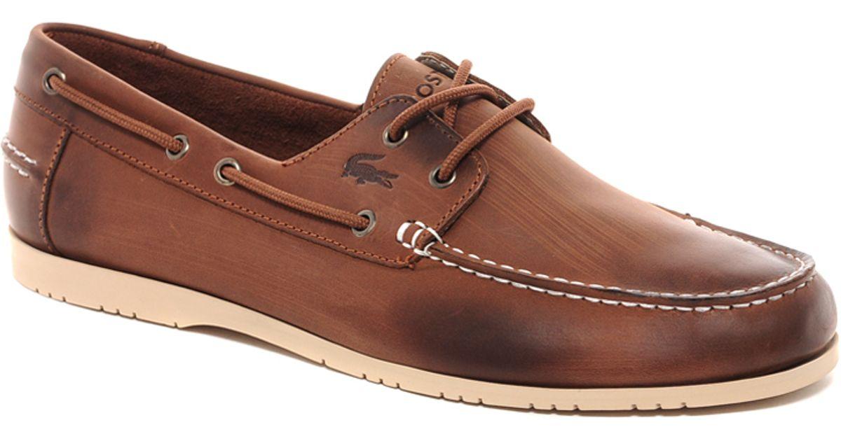 buy popular 8270b 4a6fe lacoste boat shoes for men