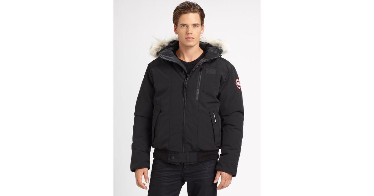 canada goose borden jacket