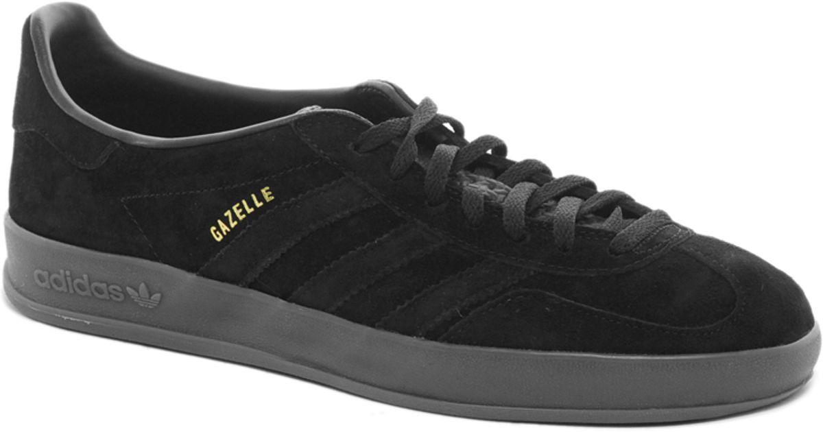 Lyst adidas da originali gazzella in scarpe da adidas ginnastica in nero per gli uomini. d84760