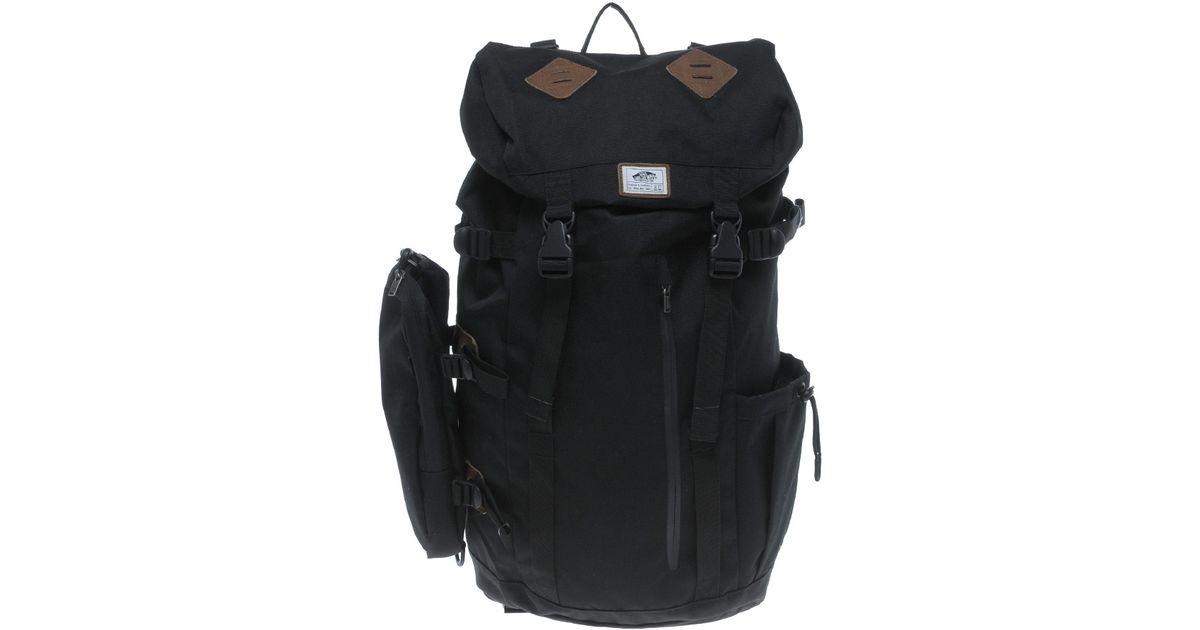 4b8e5be52d Lyst - Vans Depot Backpack in Black for Men