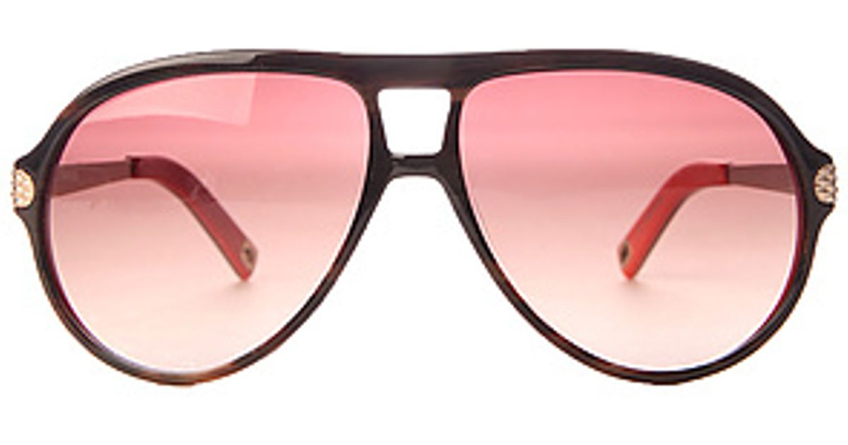 36f9b692af Lyst - Mosley Tribes The Hayes Sunglasses in Karrimor in Pink