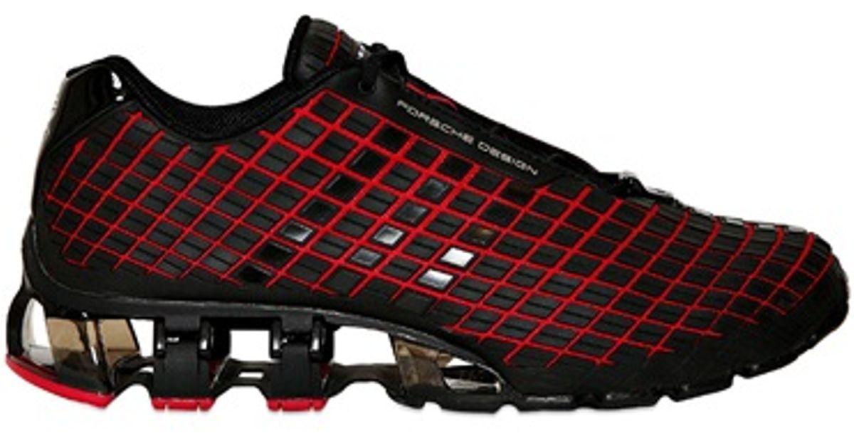 a971ab6c5 Lyst - Porsche Design Run Bounce S3 Superior Running Sneakers in Black for  Men