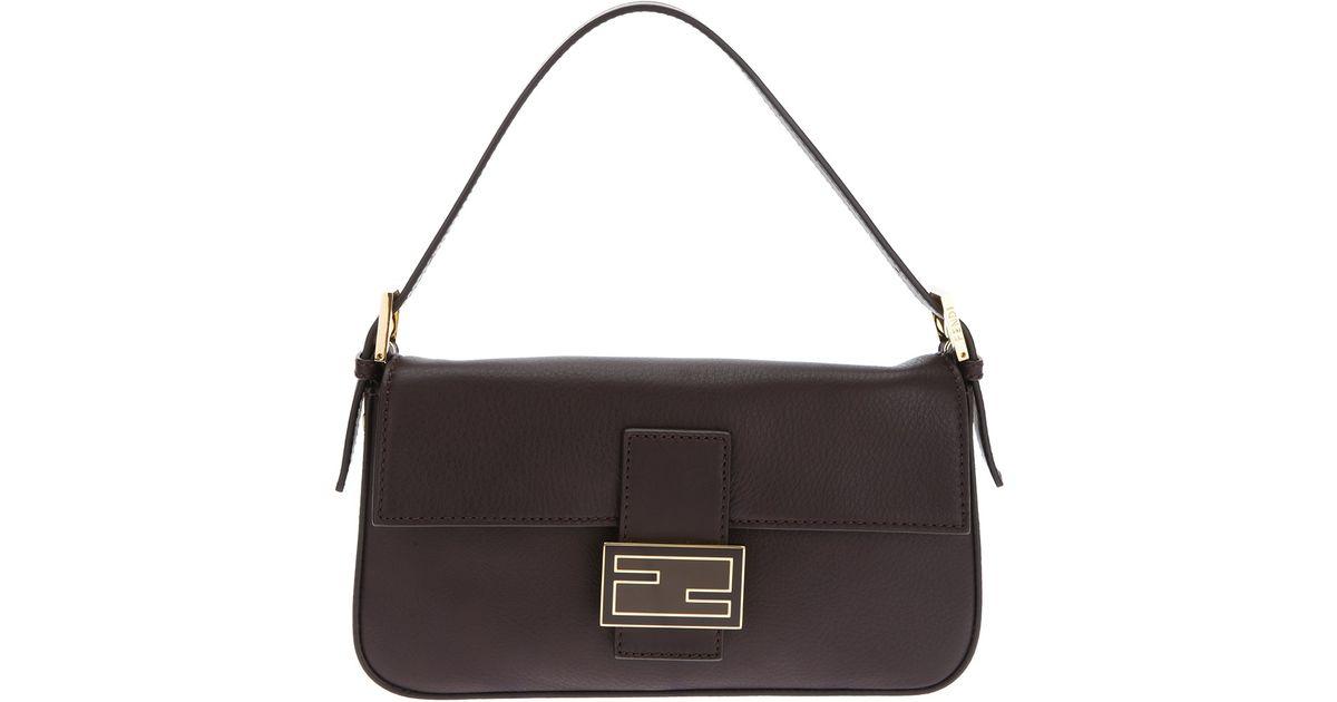 d5b5c6977abf Fendi Big Mama Bag in Brown - Lyst