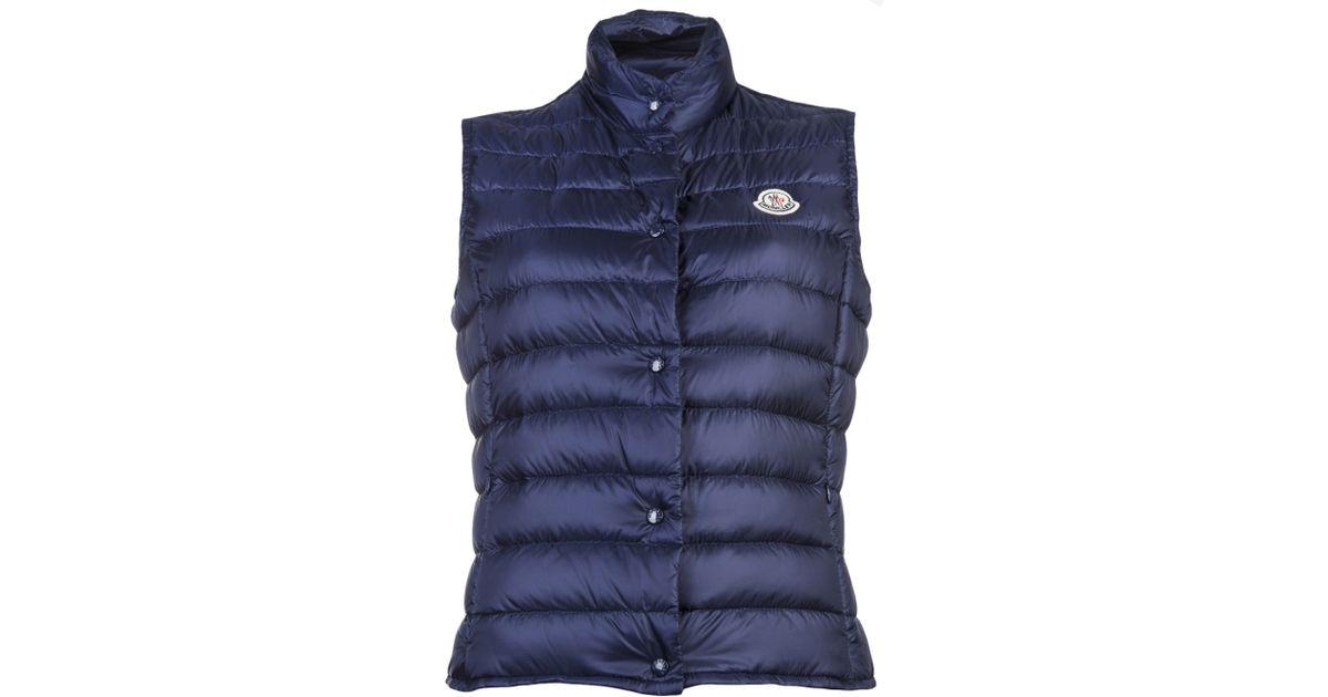 moncler vest womens liane