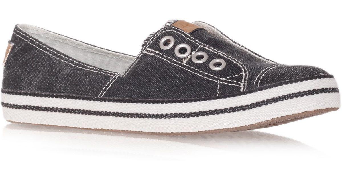 d8203df8d69 Converse Ct Espadrille Low Espadrille Shoes in Gray - Lyst