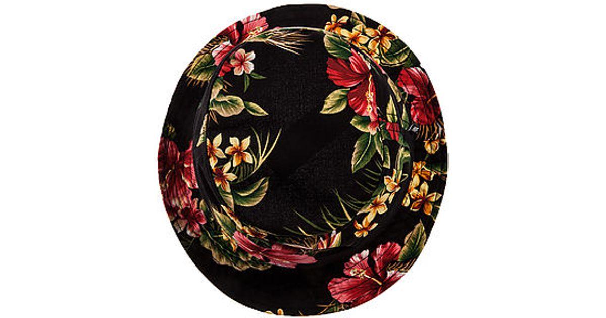 Lyst - Huf The Hawaiian Bucket Hat for Men 3ef773f5d8c