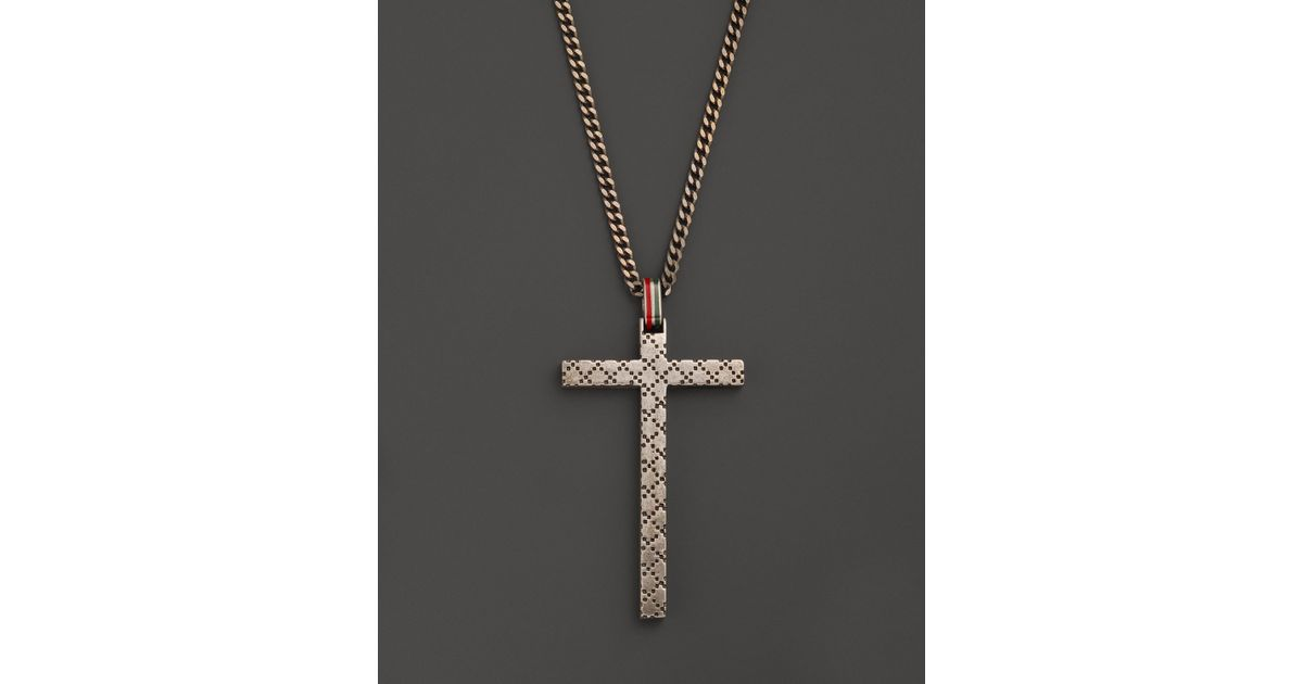 gucci rosary necklace
