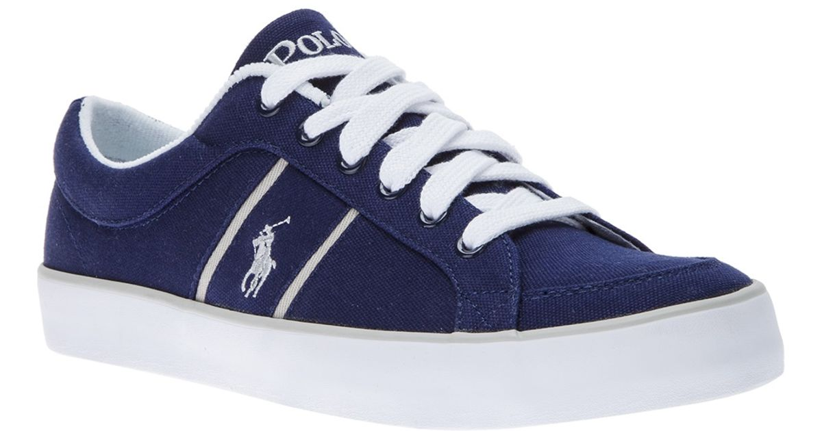 reputable site 4d613 2b7ad Ralph Lyst For Blue Lauren Sneaker In Men Bolingbrook Polo 4
