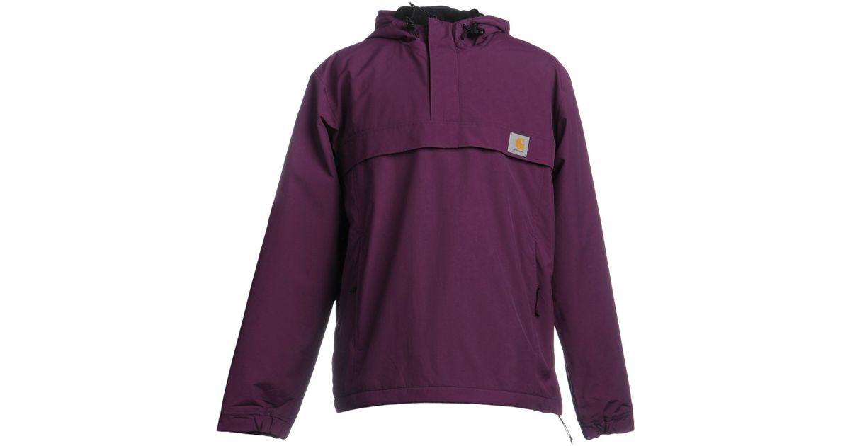 c20797b322 Lyst - Carhartt Jacket in Purple for Men