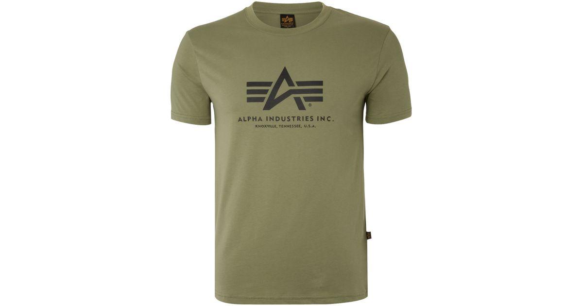 alpha-industries-olive-branded-crew-neck
