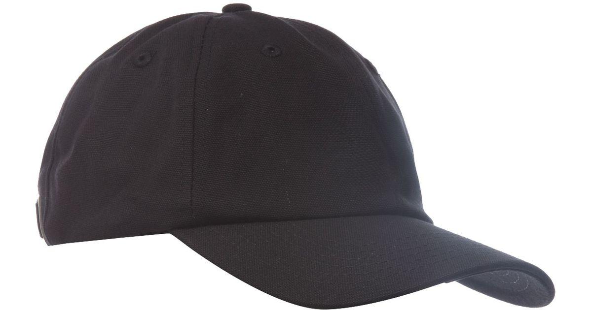 howick baseball cap in black for men
