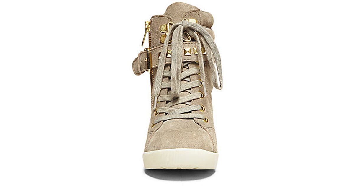 e39891a0079 Lyst - Steve Madden Obsess in Natural
