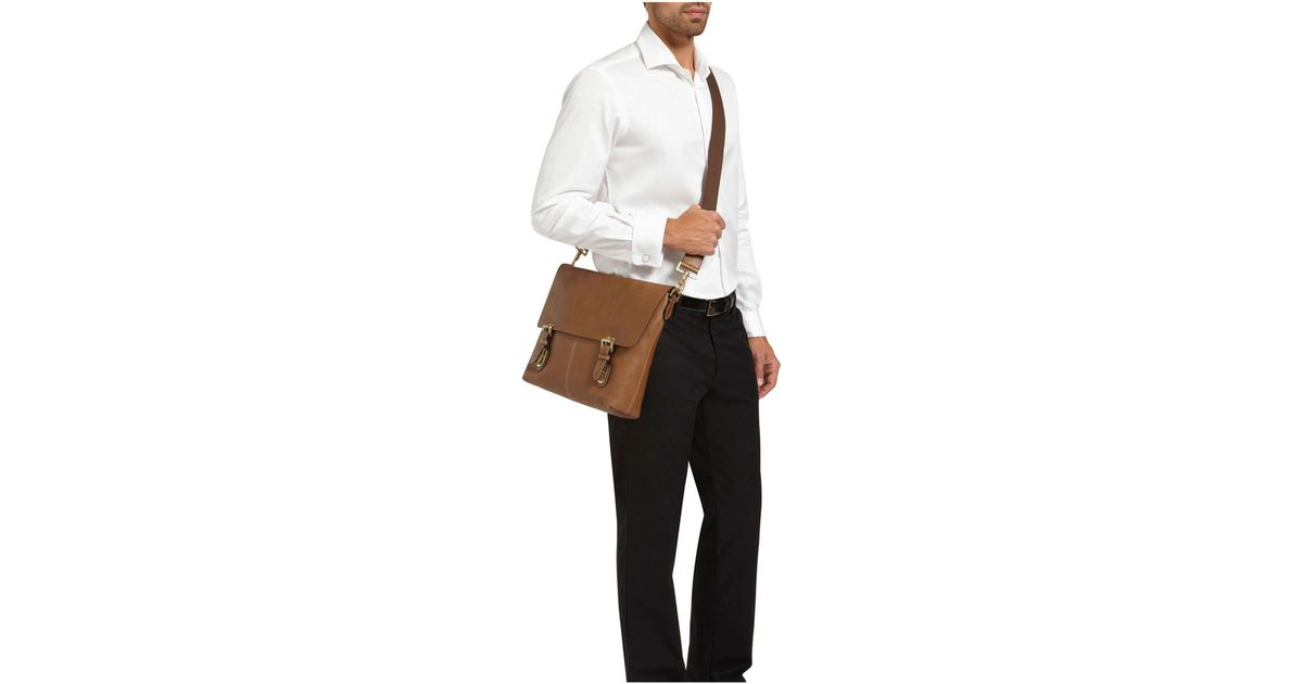 4f9b6dc1a26b best service df254 65b10 lyst mulberry barnaby messenger bag in ...