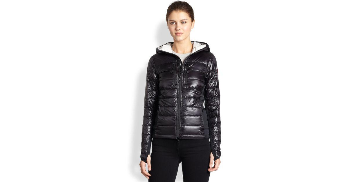 2013 cheap canada goose uk mens hybridge lite jacket black