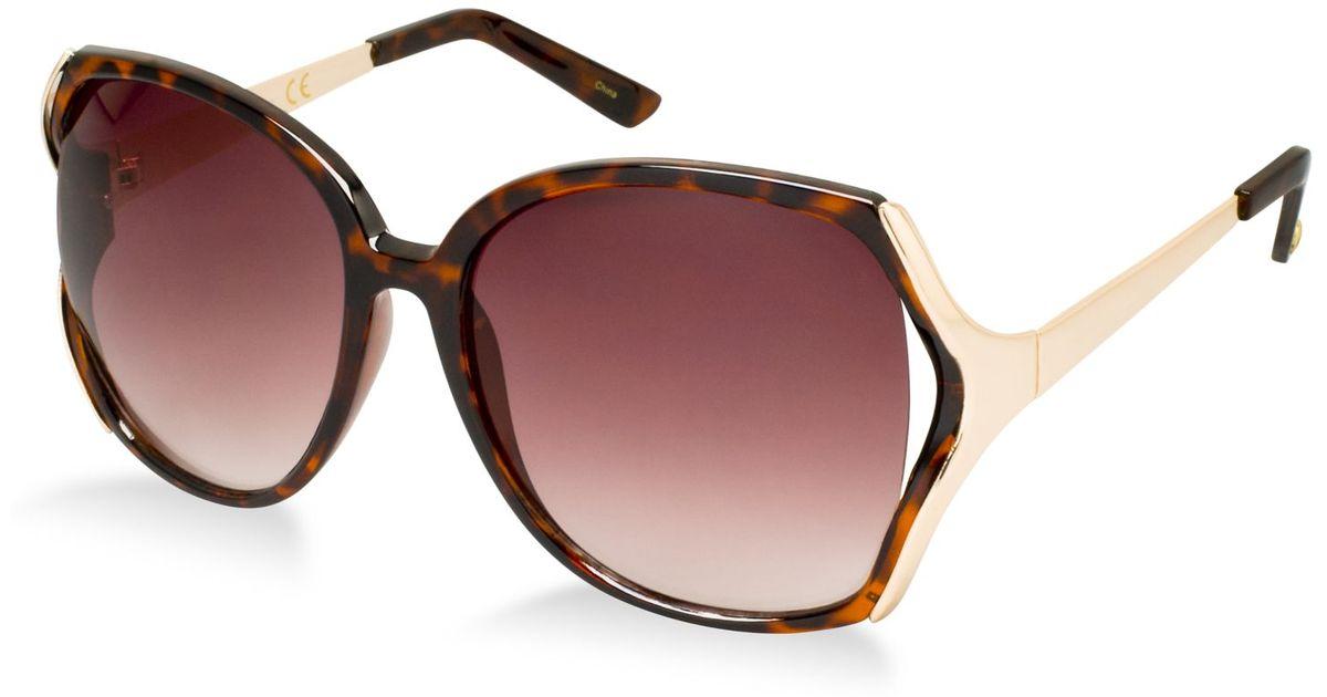 6ef9c0697829 Lyst - Jessica Simpson essica Simpson Sunglasses