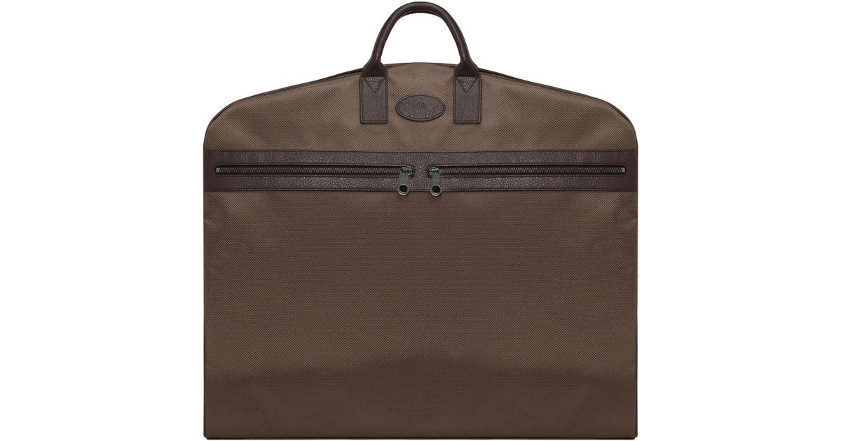 Lyst - Mulberry Henry Suit Carrier in Brown for Men 254082cd72e04