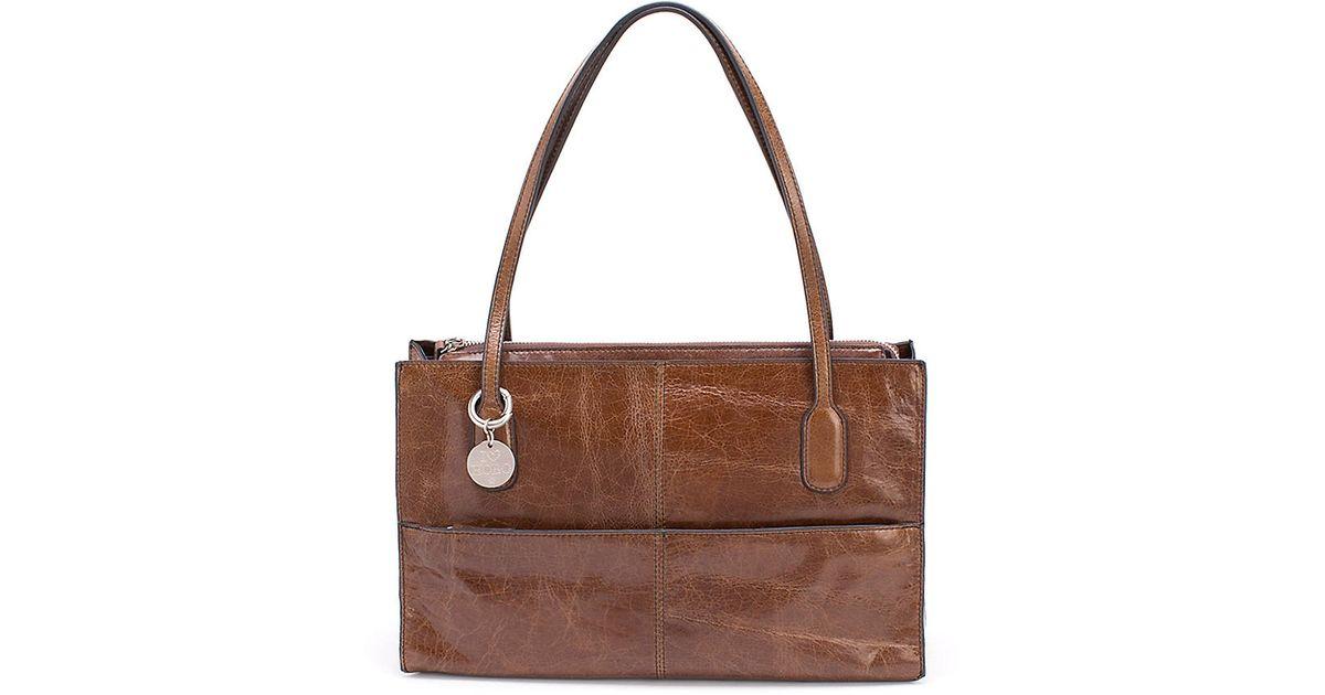 e1d214c0d74c Womens Hobo Friar. Image is loading HOBO-Vintage-Friar-Top-Handle-Shoulder- Bag. Hobo Original Friar Leather Tote in turquoise