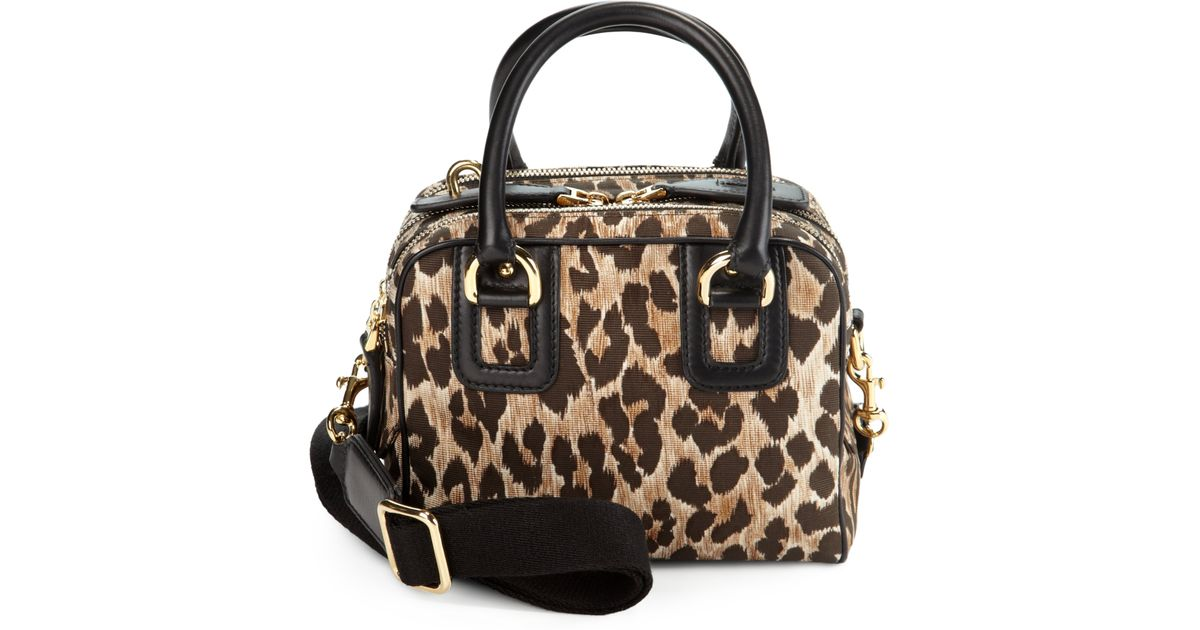 bb93260bd294 Lyst - Dolce   Gabbana Girls Leopard Print Handbag