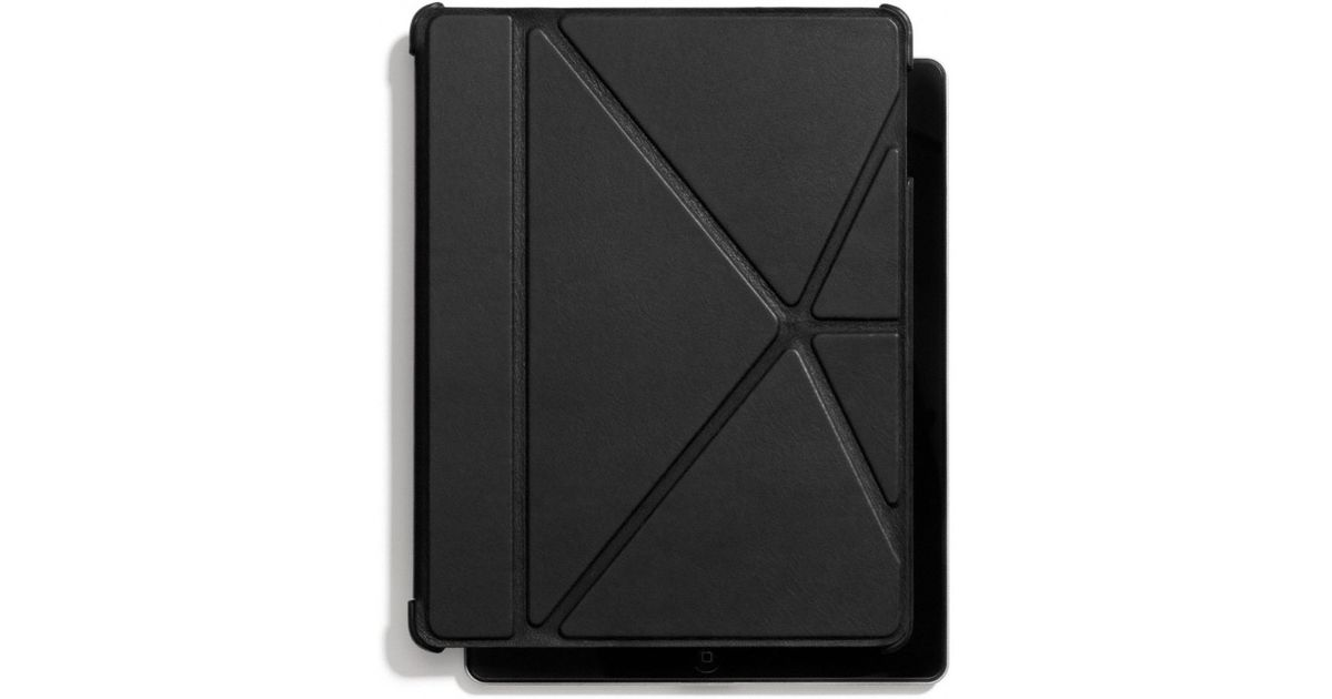 Lyst Coach Bleecker Leather Molded Origami Ipad Case In Black For Men