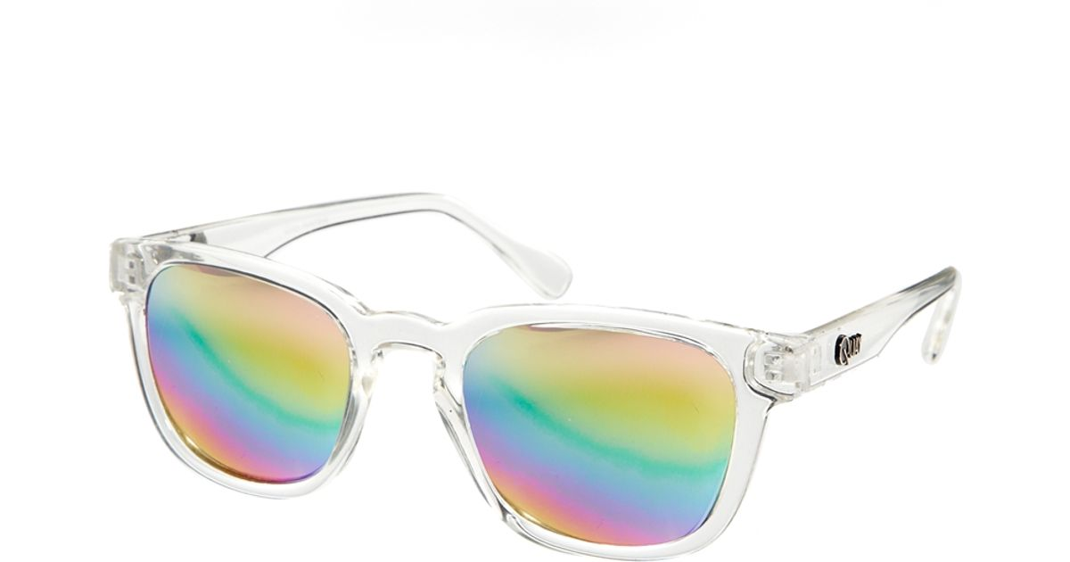 Lyst - Ray-Ban Quay Codex D Frame Sunglasses