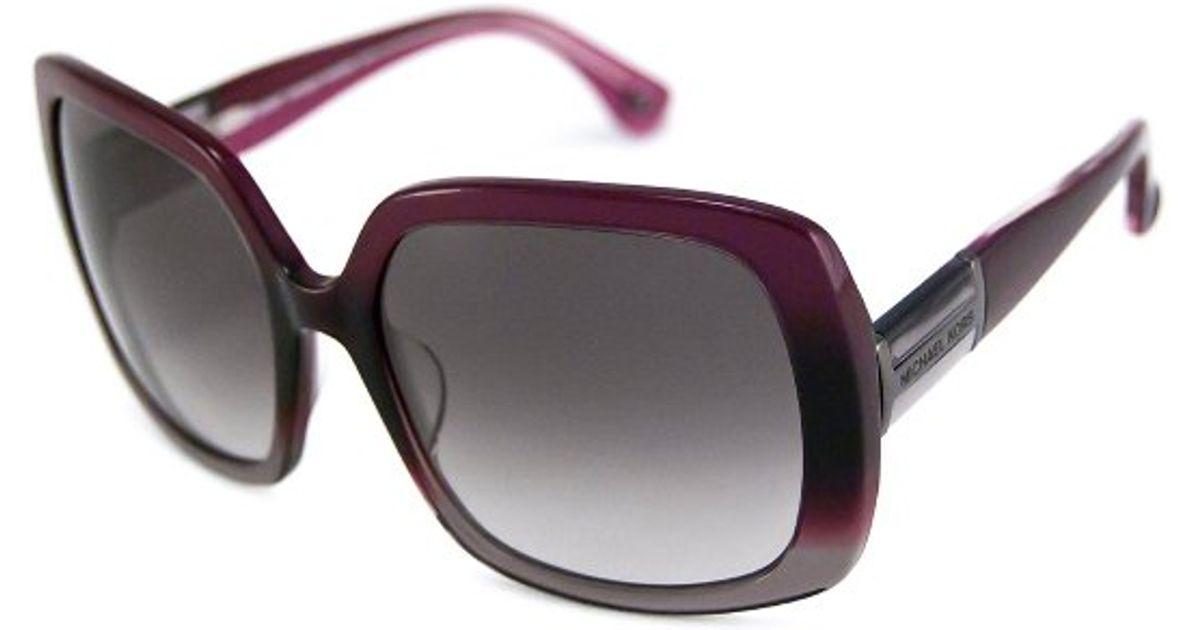 Michael Kors Montrose Sunglasses  michael kors plum acrylic darrington square oversized sunglasses
