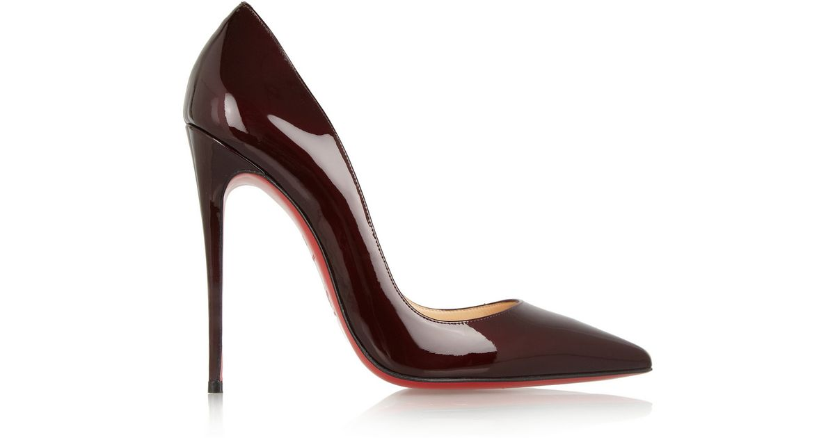 replica christian louboutin mens - christian louboutin so kate patent leather pumps, replica ...