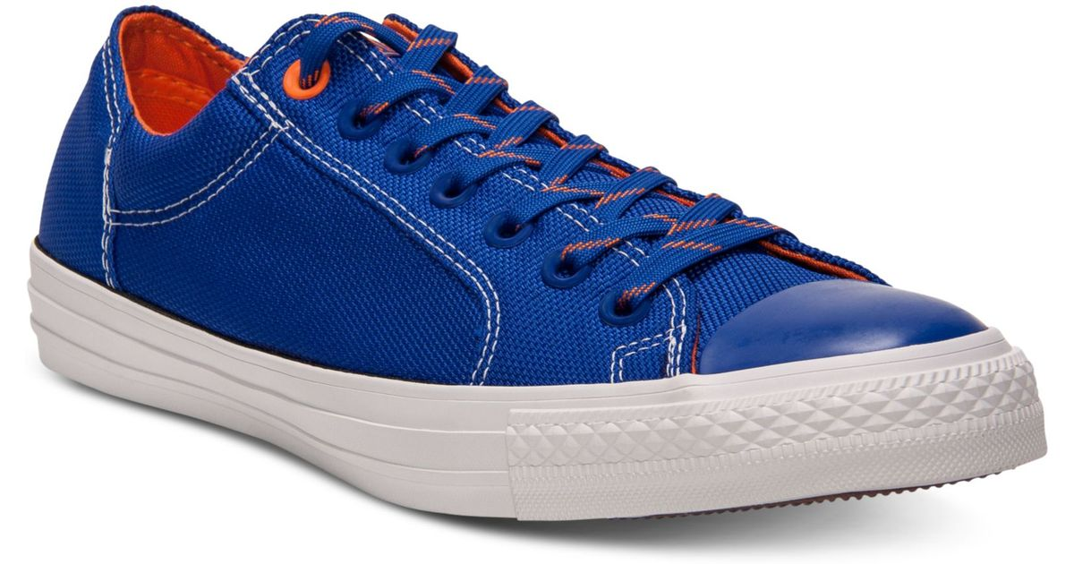 17d44a1fc692 Lyst - Converse Ballistic Cyphe Ox Casual Sneakers in Blue for Men