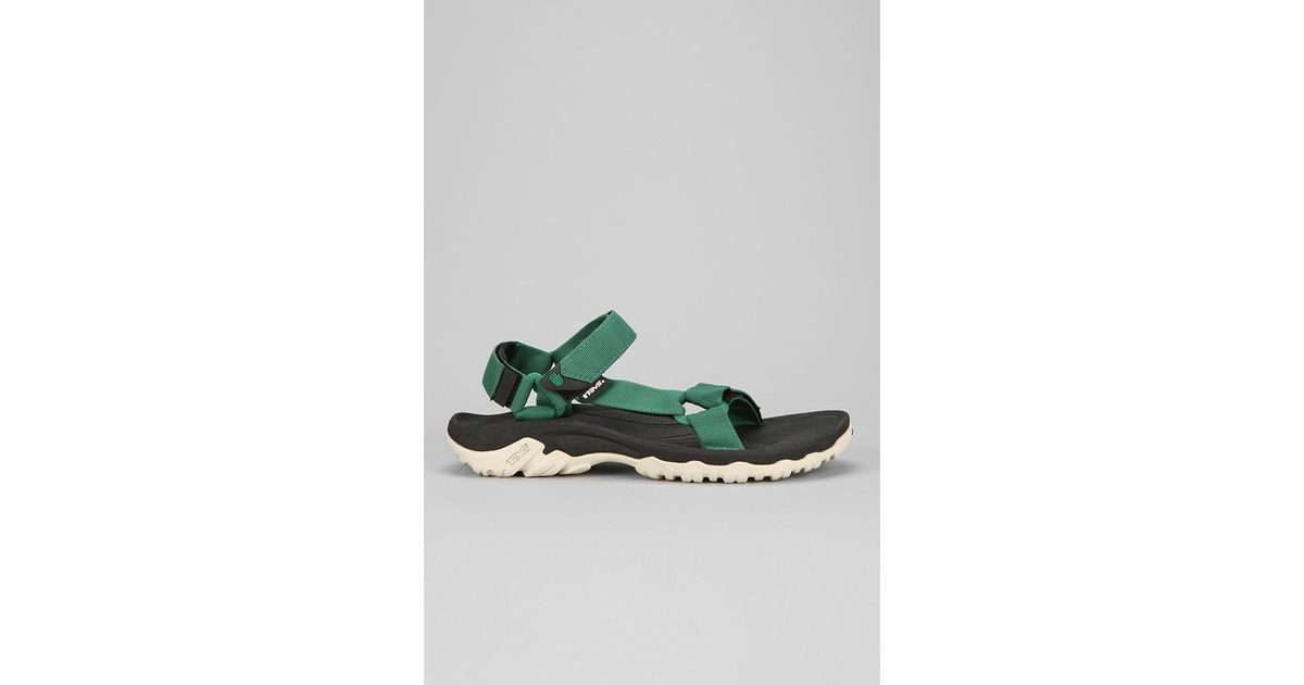 34273a72848f3a Lyst - Urban Outfitters Teva Hurricane Xlt Sandal in Green for Men
