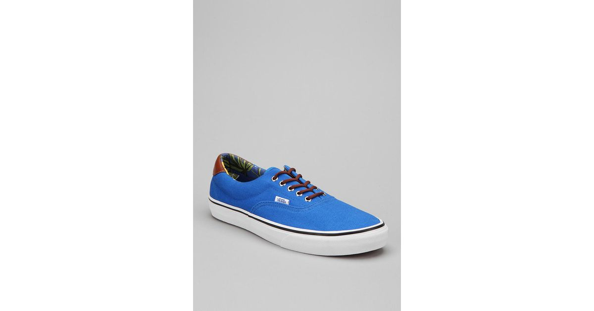 dd5d0c78fdf314 Lyst - Urban Outfitters Vans Era 59 Aloha Lined Mens Sneaker in Blue for Men