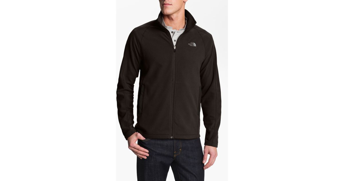 c75889f9a The North Face | Black Rdt 100 Full Zip Fleece Jacket for Men | Lyst