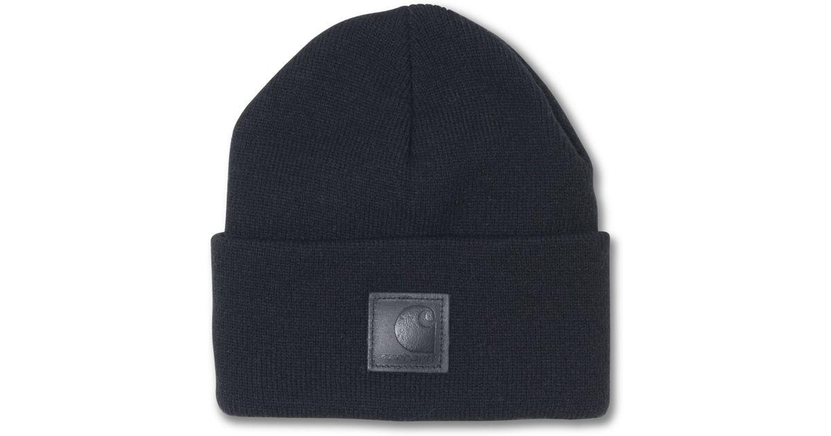 d04100b8a10 Lyst - Carhartt Skull Cap in Black for Men