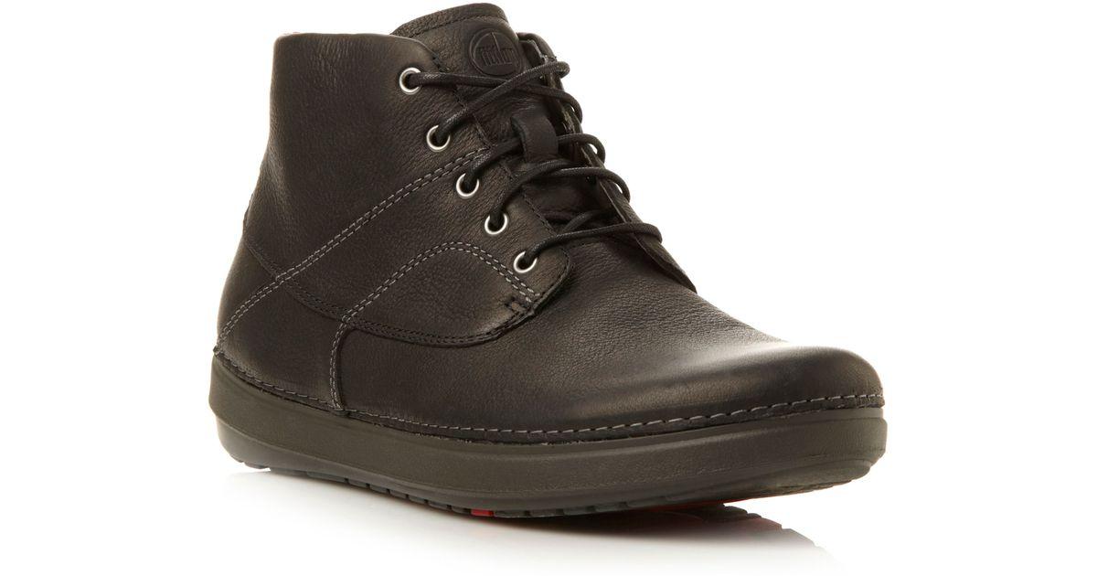 Fitflop Mens Flex Boot Shoes