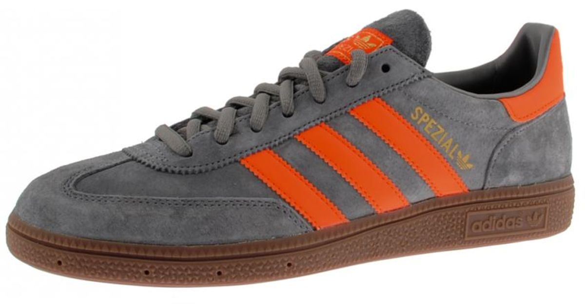 72c26bc5851a adidas Spezial Trainers Crag in Gray for Men - Lyst
