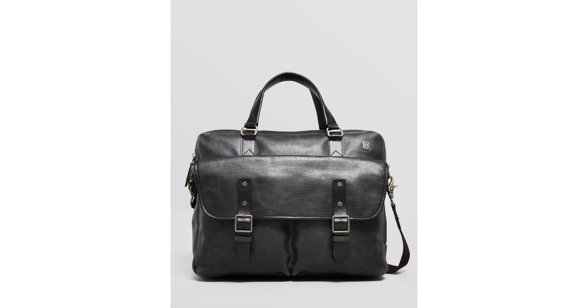 2876b74441fc Lyst - T-Tech By Tumi Ttech Forge Tamarack Briefcase Exclusive To  Bloomingdales in Black for Men
