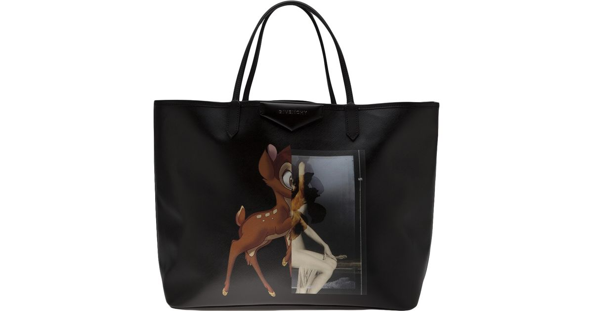 Bambi tote - Black Givenchy C2DgYpc3