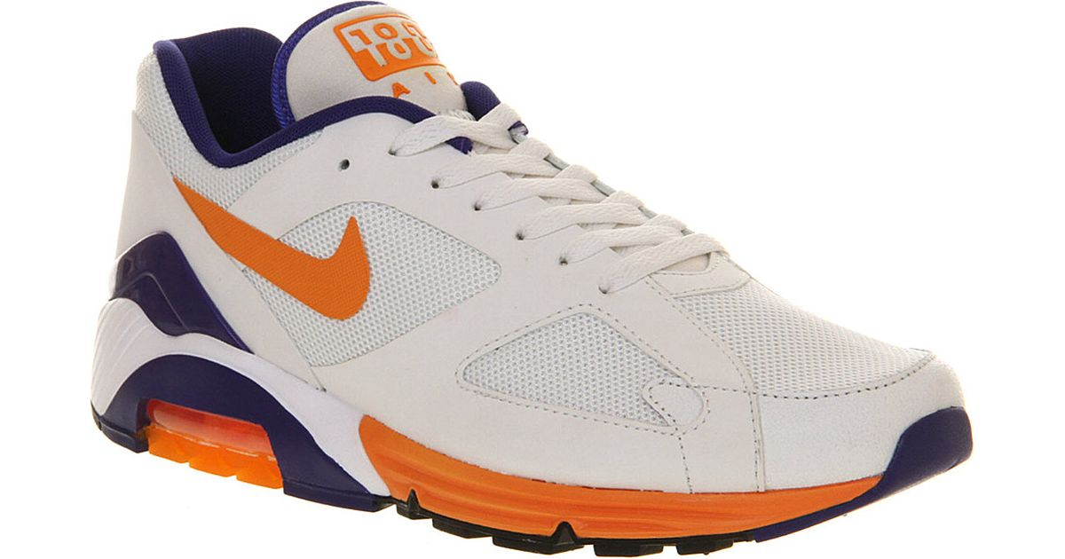 new products 2e6bd ce7d1 Nike Air Max Terra 180 Qs Trainers Bright Ceramic in White for Men - Lyst