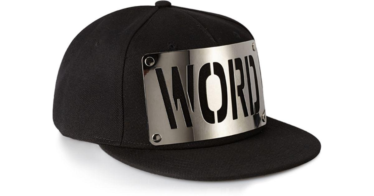 55085678ea0 order sportsswagsnapbacksv1431035782 f54c8 defa8  best lyst forever 21 swag  snapback hat in black for men 98759 9d803