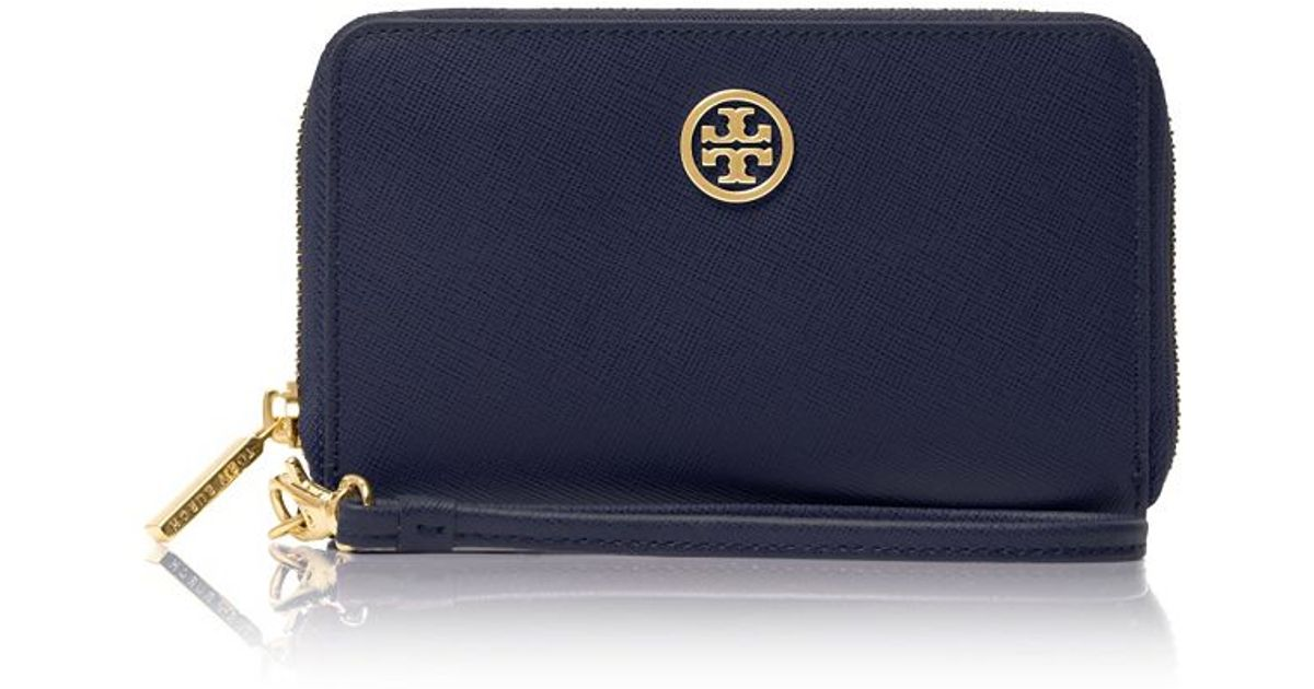 a2b12e7a906c Tory Burch Robinson Smartphone Wallet - Best Photo Wallet ...