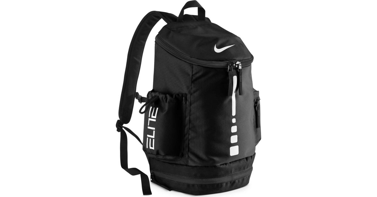 4fcc5246fc7 ... lyst nike hoops elite team backpack in black for men  hoops elite max  air ...