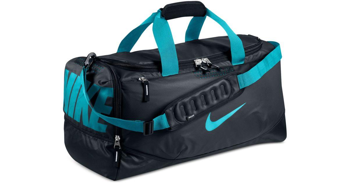 Lyst - Nike Water Resistant Team Training Medium Duffle Bag in Blue for Men 4b03c6c0cb7ec