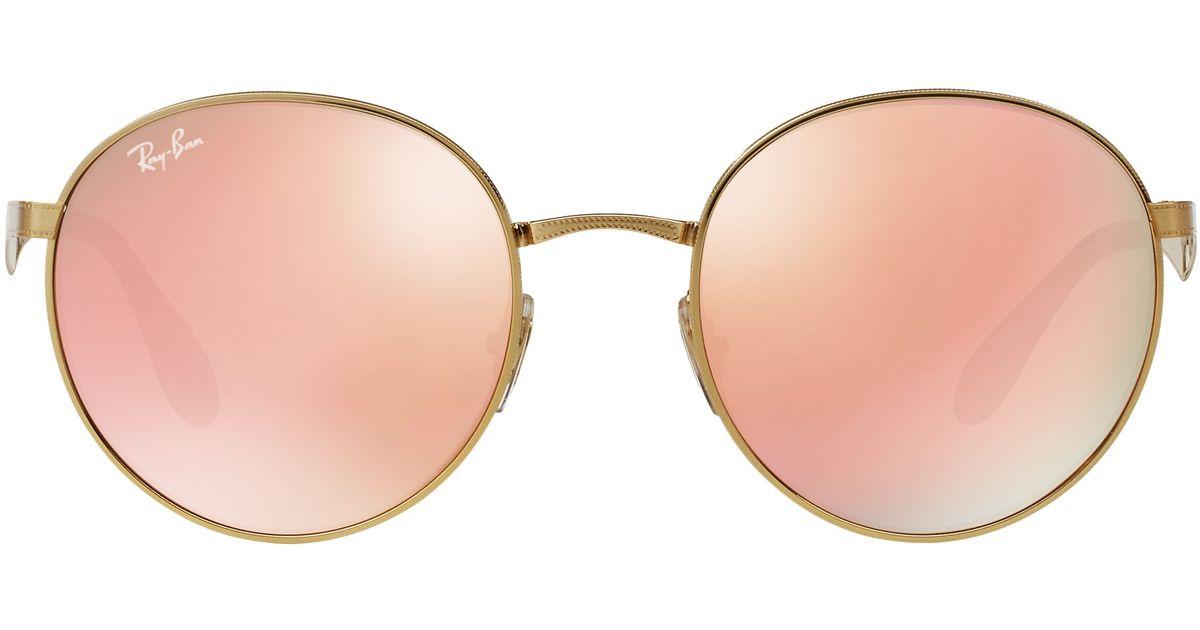 ee6e25731e Ray Ban Highstreet Round Sunglasses