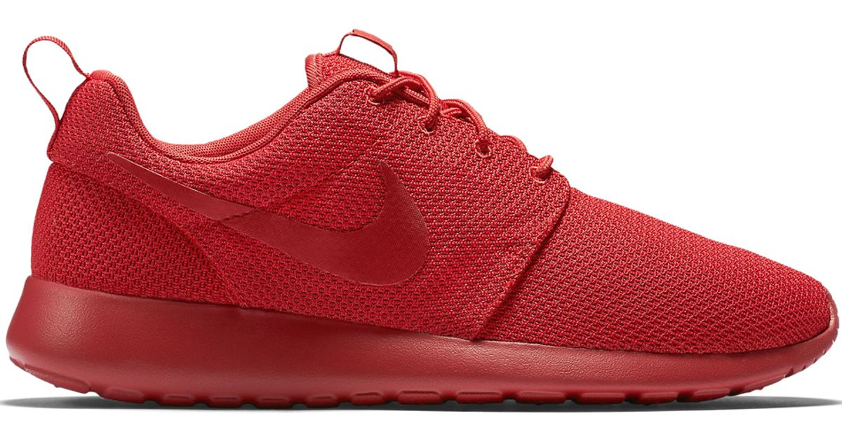3b61c2e9bbf0 roshe one triple red