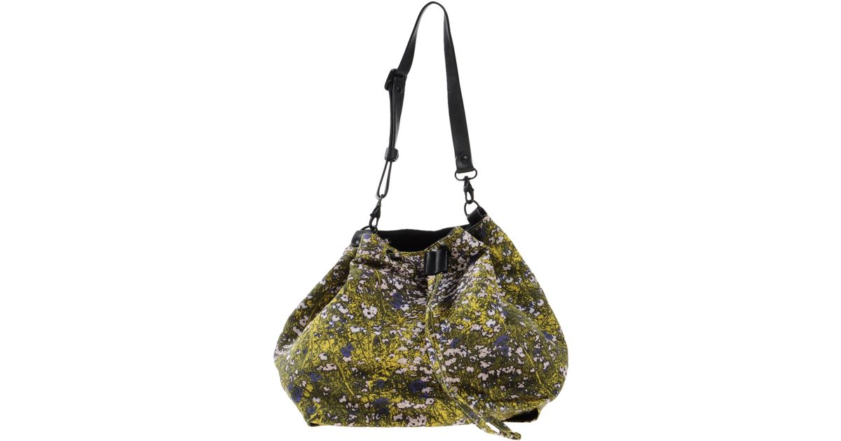 8618165abbe Cacharel Shoulder Bag in Green - Lyst