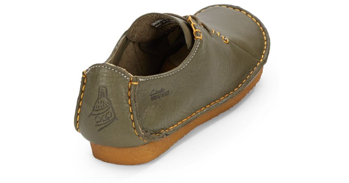 Fabrik authentisch wo kann ich kaufen das billigste Clarks Green Faraway Field Leather Laceup Shoes for men