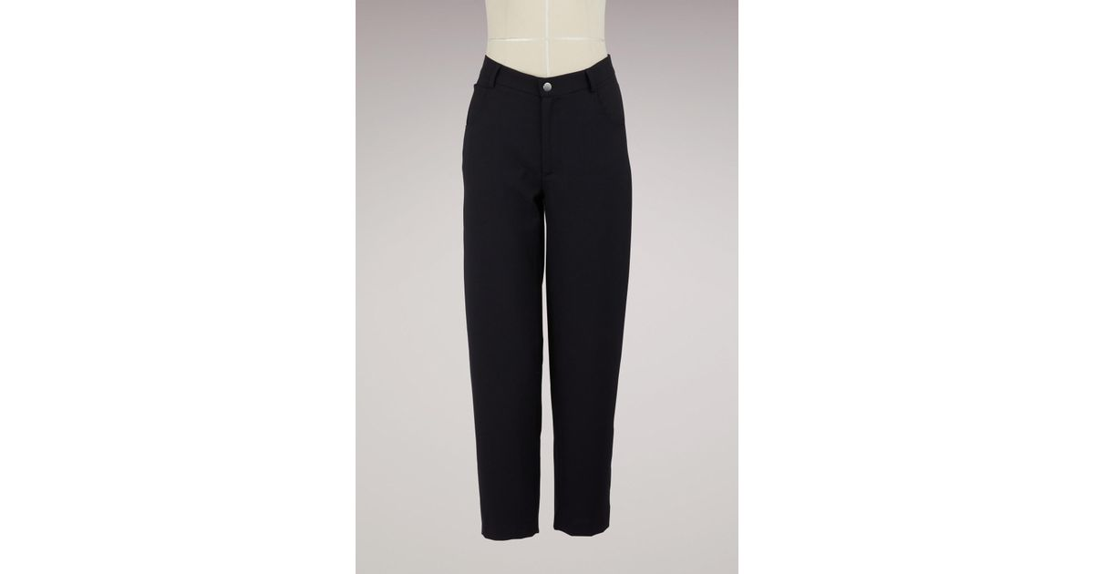 Tine wool pants Roseanna